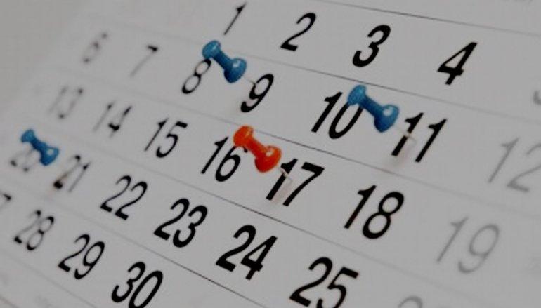 ¿Cuántos feriados tendrá el 2017?