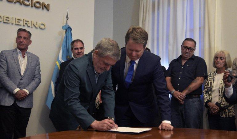 Das Neves reasumió al frente del gobierno provincial