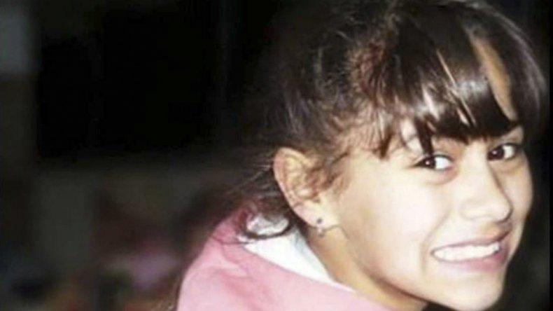 Candela Rodríguez tenía once años cuando fue asesinada.