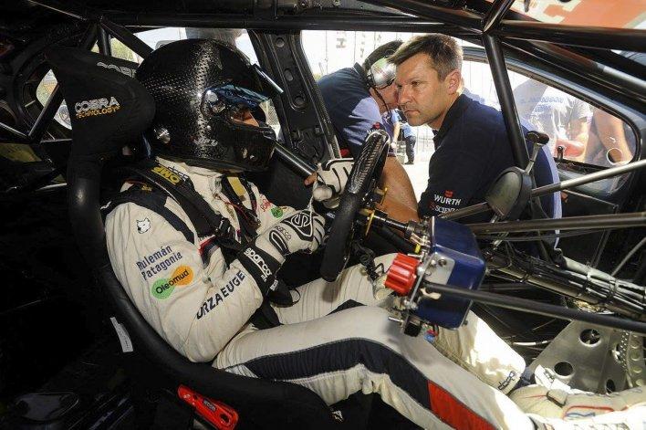 Luciano Farroni viene de correr en Peugeot y este año lo hará con un Ford Focus del equipo que comanda Víctor Rosso.