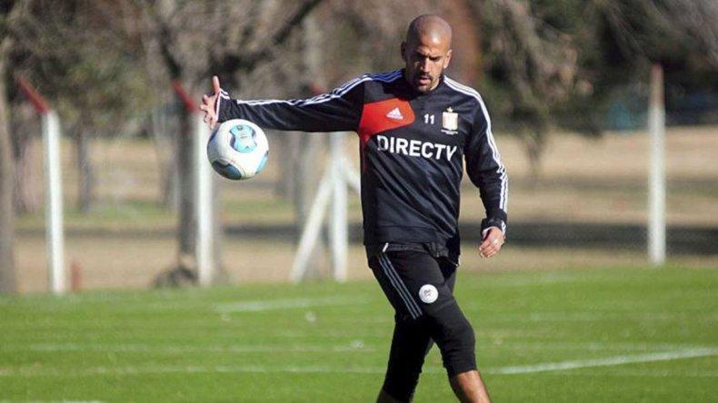 Juan Sebastián Verón ya se entrena con Estudiantes de La Plata.
