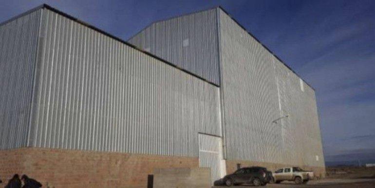 El lugar donde se proyecta la instalación de la planta.