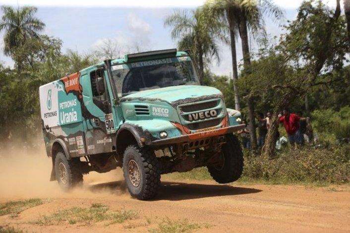 Ya se corre la segunda etapa del Rally Dakar entre Chaco y Tucumán