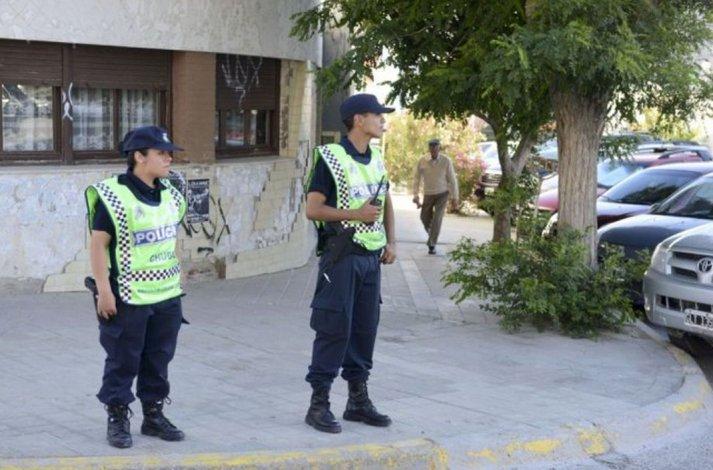 Comodoro y Rada Tilly refuerzan su seguridad con nuevos agentes de policía
