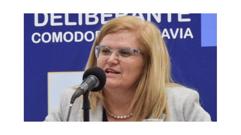 Norma Contreras.