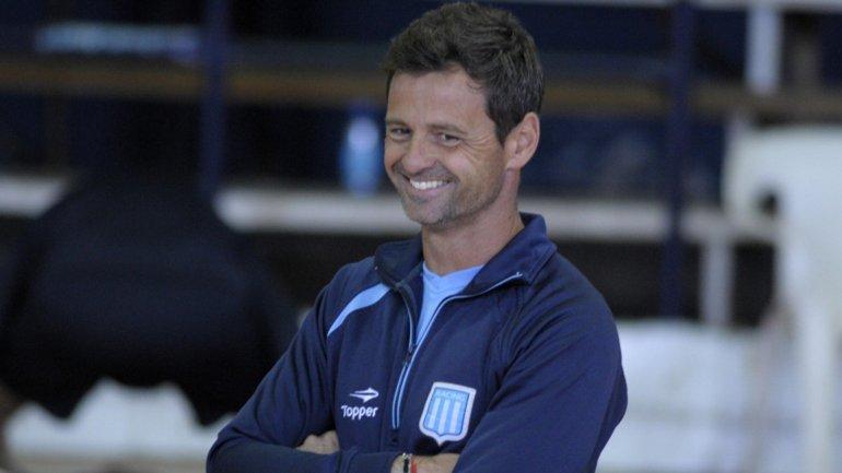 Diego Cocca buscará que Racing recupere la identidad de campeón a partir de hoy
