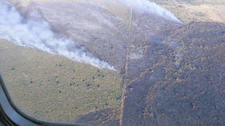 El fuego consumió más de 1.400.000 hectáreas aunque está controlado