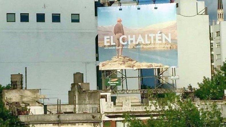Turismo de Nación confunde El Chaltén con Lago Posadas