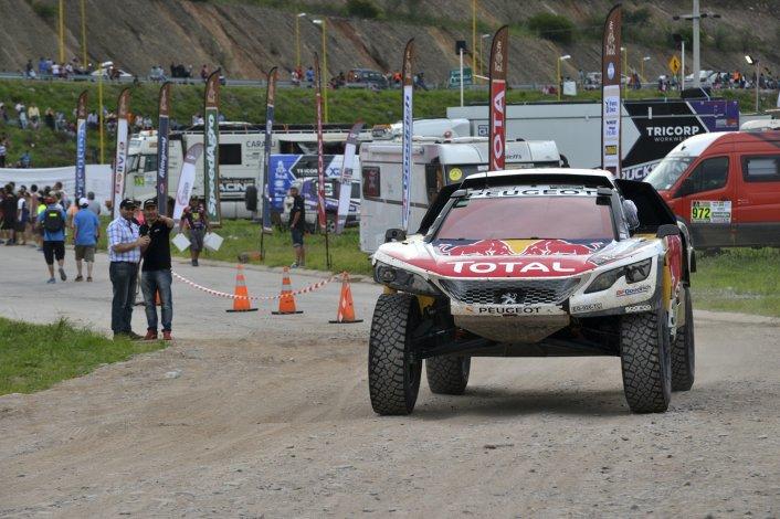 El Rally Dakar 2017 cumplió ayer su cuarta etapa.