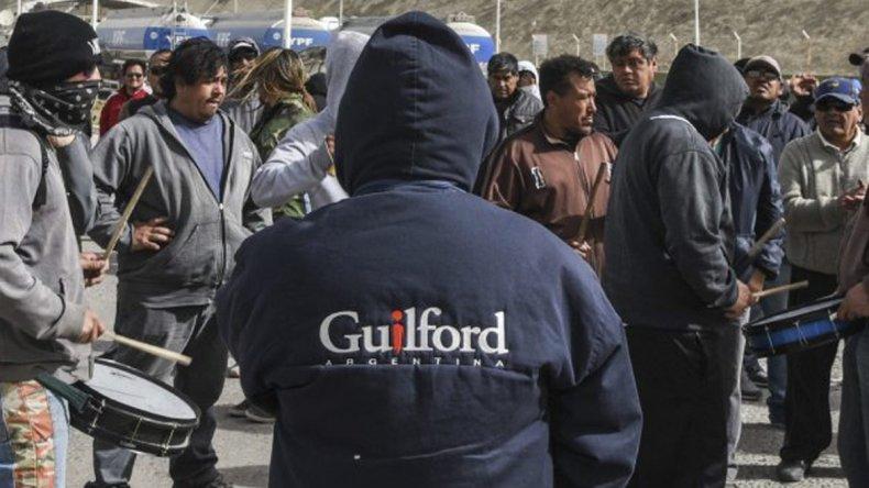 Los trabajadores de Guilford continúan a la espera de respuestas.