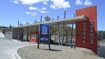 El parque del Chalet Huergo podrá ser visitado a partir de hoy a las 10.