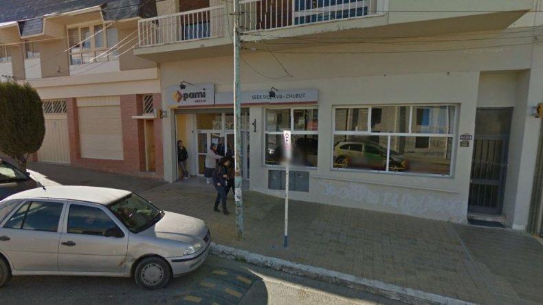 Intento de robo a la oficina de PAMI: demoraron a un chico de 13 años
