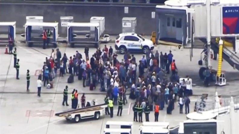 Cinco muertos y nueve heridos en un tiroteo en Florida