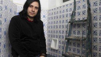 Cristian Aldana se encuentra detenido desde el 22 de diciembre y ayer se confirmó su prisión preventiva.