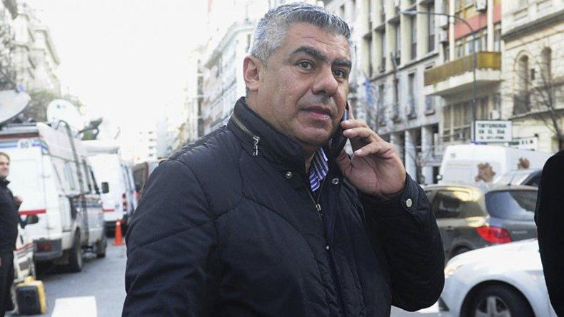 Claudio Tapia admitió que es difícil que se reinicien los campeonatos a fines de enero o principios de febrero como está previsto.