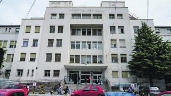 Los anestesistas del Hospital Regional recibieron una oferta para levantar la retención de servicios.