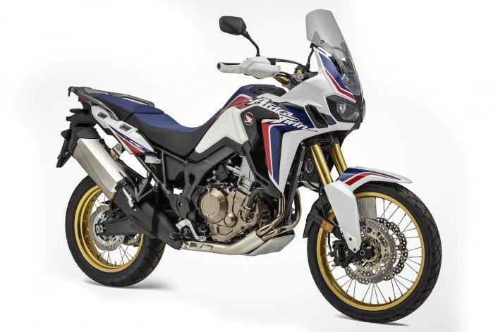 Lanzamiento: Honda CRF1000L África Twin