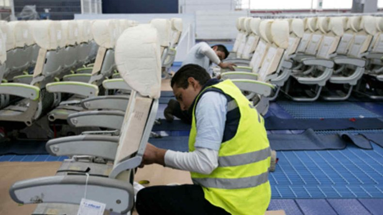 Muchas cuestiones de diseño que se encuentran en los aviones devienen de decisiones de la propia aerolínea y no de quien los construye.