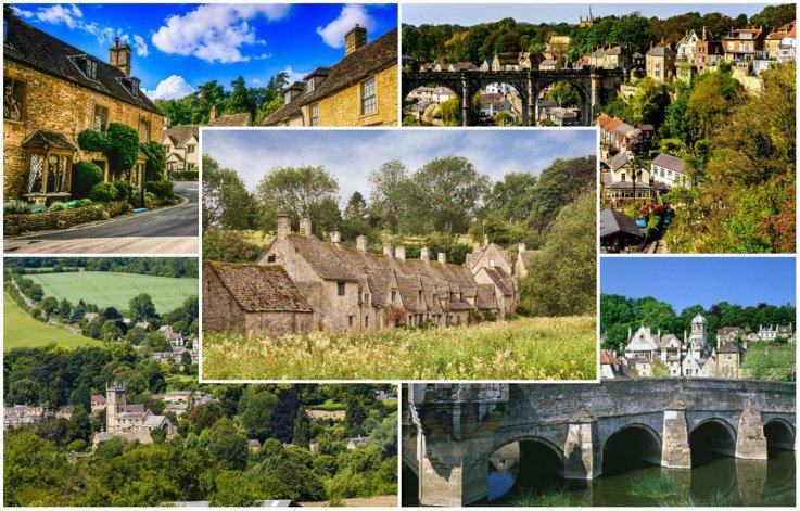 Los pueblos más lindos de Inglaterra