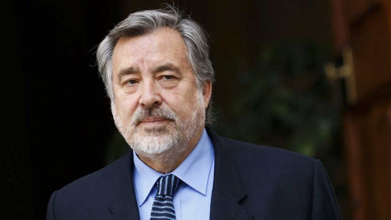 El periodista Alejandro Guillier