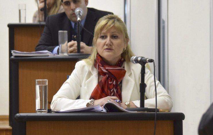 Sirley García (Frente para la Victoria).