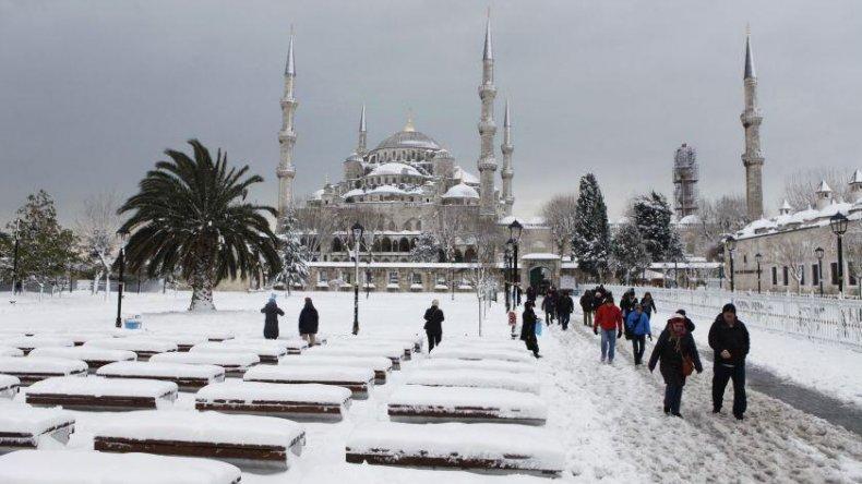 Uno de los puntos más característicos de Estambul