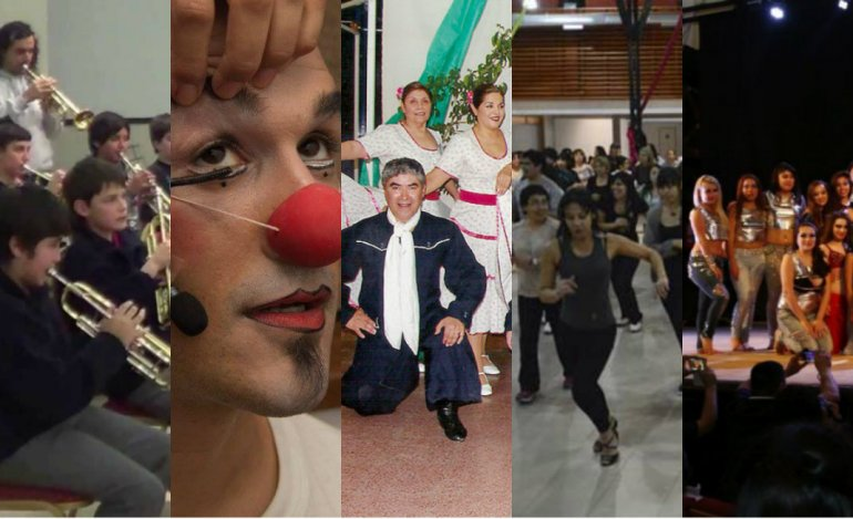 Actividades gratuitas todo el verano en el Centro Cultural
