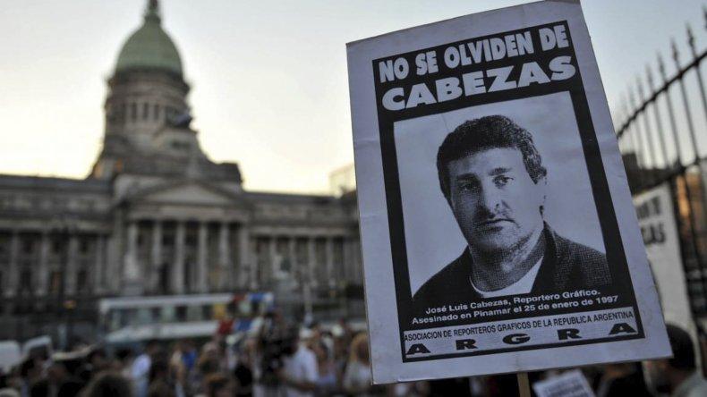 Gustavo Prellezo había sido condenado a prisión perpetua por el asesinato de José Luis Cabezas
