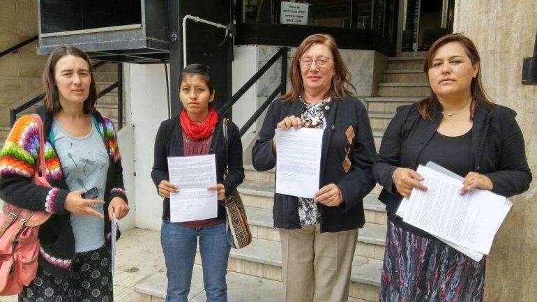 La  Multisectorial repudia el veto de la ley de emergencia en violencia de género
