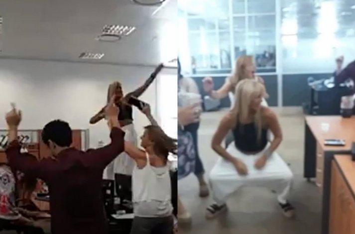 Organizaron una fiesta adentro de la Ex ESMA y se filtraron videos