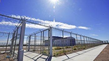 a fin de ano quedara terminada la segunda etapa del instituto penitenciario