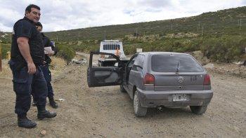 La Policía de la Séptima, Sexta y Mosconi persiguieron al delincuente pero no pudieron atraparlo.