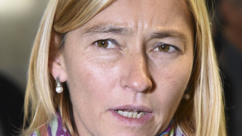 Mariana Fernández hizo la denuncia en la Seccional Primera.