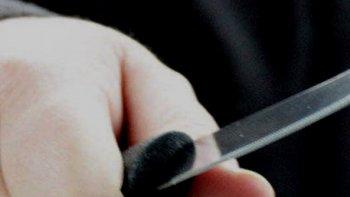 un nene de 8 anos ahuyento con un cuchillo a un ladron