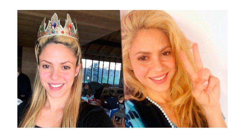 Shakira, criticada por su pelo descuidado