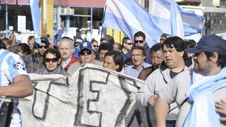 Los trabajadores de Guilford volverán a manifestarse mañana por las calles.