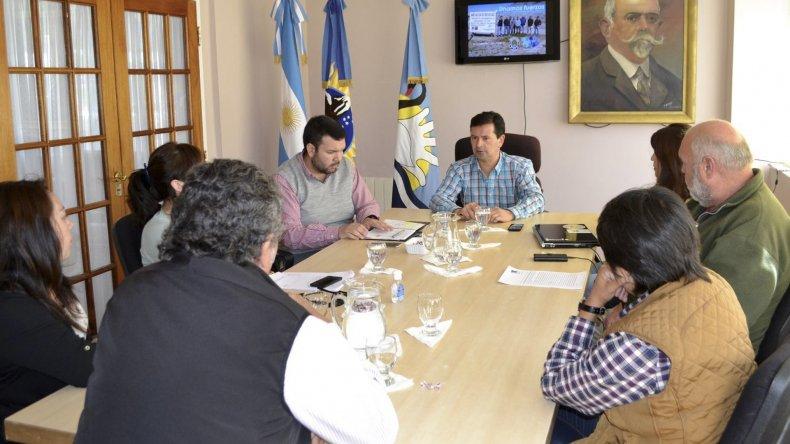 El concejal a cargo del Departamento Ejecutivo del municipio de Perito Moreno