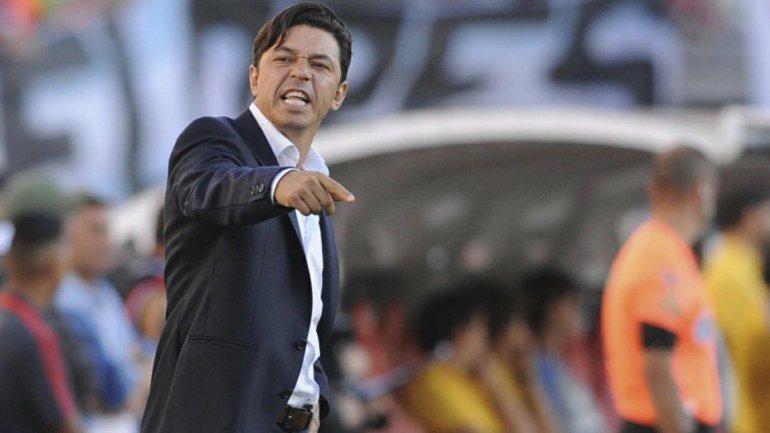 Marcelo Gallardo buscará instalar la posición de enlace en este 2017.