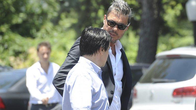Marcelo Tinelli se reunió ayer con sus pares y destacó la unión que hay entre los dirigentes de Primera división.