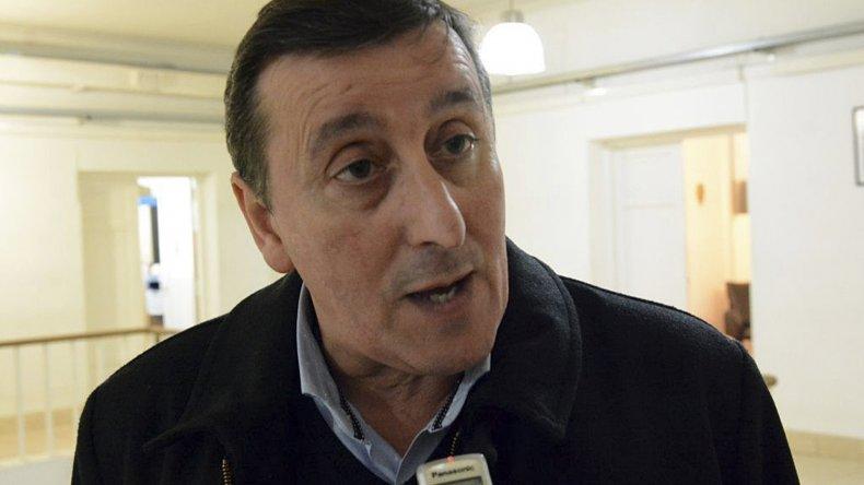 El secretario de Desarrollo Humano cuestionó a Huichaqueo por no reunirse con el municipio y Concejo.