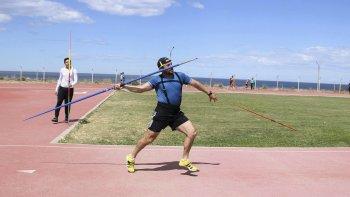 la asociacion de atletismo del sur de chubut lanzo la revalida