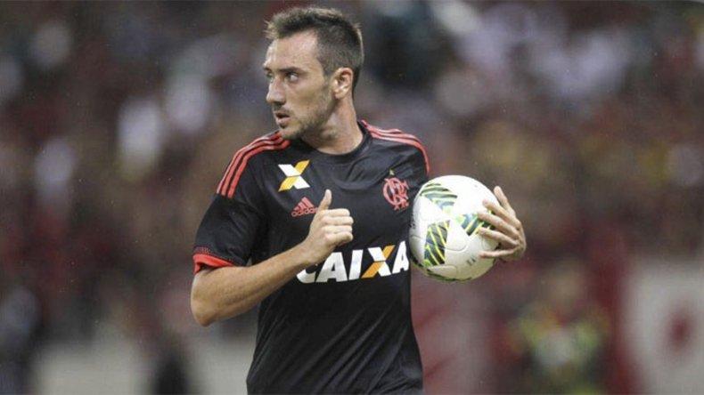 El volante ofensivo Federico Mancuello