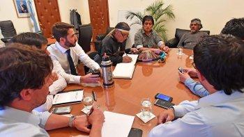 El Gobierno y comunidades mapuches firmaron un acuerdo de paz social