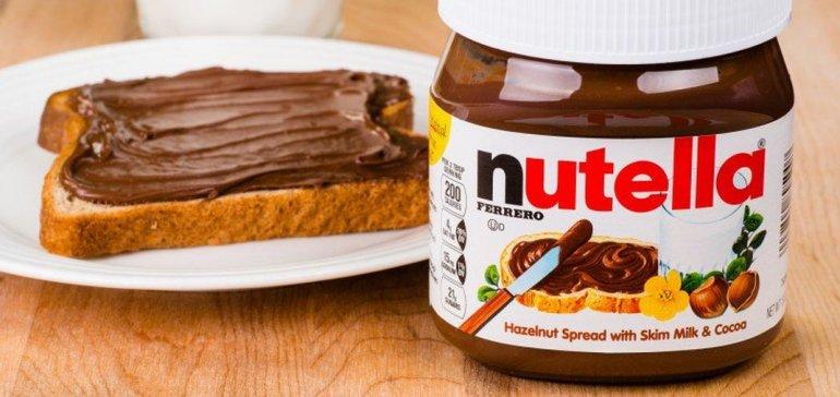 Advierten que la crema Nutella cuenta con ingredientes cancerígenos