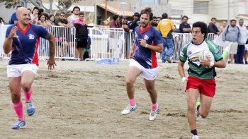 Está casi todo listo para que arranque mañana la 9ª edición del tradicional torneo de rugby playero, que organiza Chenque RC.