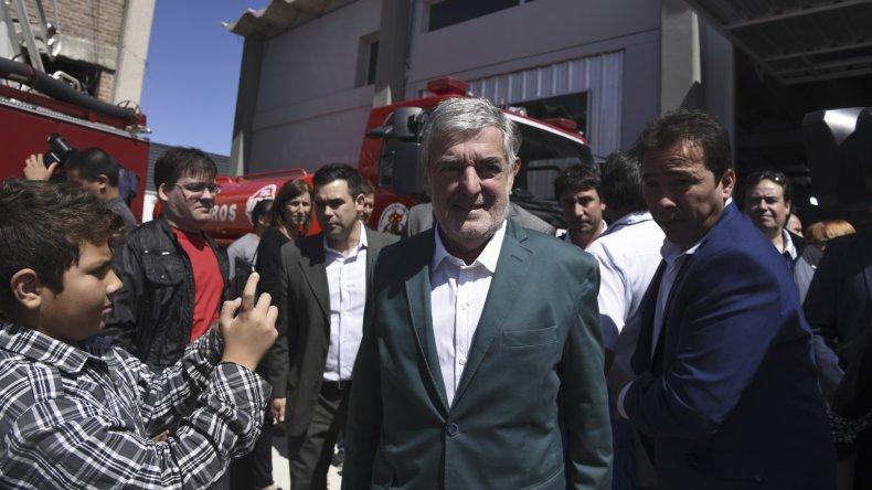 El gobernador Mario Das Neves retomará hoy sus actividades oficiales luego del fallecimiento de su hermano.
