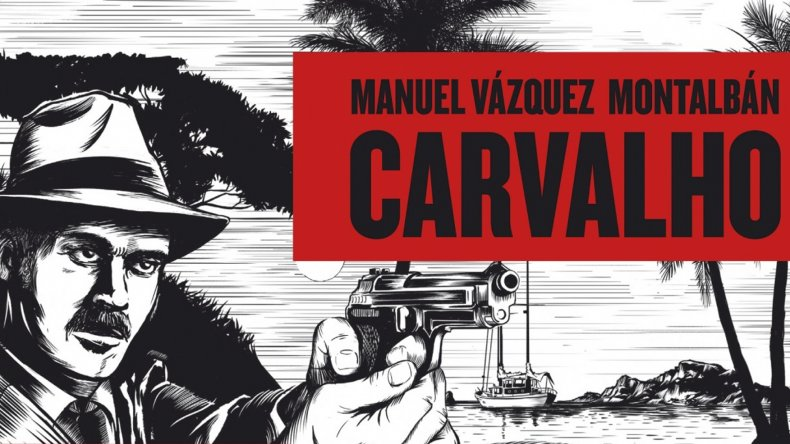 El detective Pepe Carvalho volverá  al ruedo de la mano de Carlos Zanón