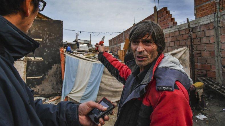 Antonio Nieves se olvidó que tenía pedido de captura y quedó preso junto a dos de sus hijos.