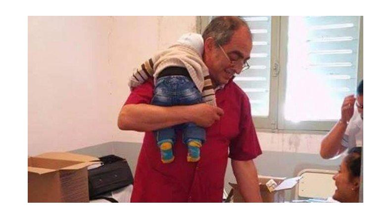 Un médico rural lleva 33 días seguidos de guardia