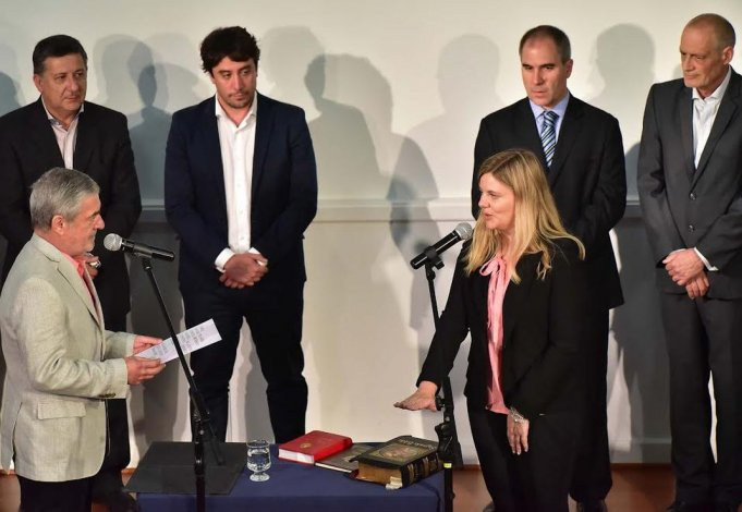 Juraron cuatro nuevos subsecretarios